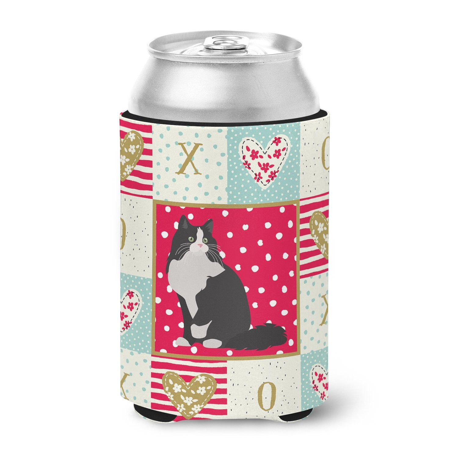 Buy this Ragamuffin Cat Love Can or Bottle Hugger CK5781CC