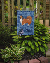 Pekingese Welcome Flag Garden Size CK6029GF by Caroline's Treasures