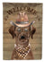 Buy this Chocolate Labrador Retriever Country Dog Flag Canvas House Size CK6297CHF