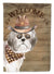 Buy this Shih Tzu Puppy Cut Country Dog Flag Canvas House Size CK6363CHF