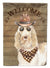 Buy this Spinone Italiano Country Dog Flag Canvas House Size CK6366CHF