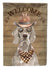Buy this Weimaraner Country Dog Flag Garden Size CK6372GF