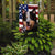Australian Stumpy Tail Cattle Dog American Flag Flag Garden Size CK6413GF by Caroline's Treasures