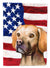 Portuguese Pointer Dog American Flag Flag Garden Size CK6660GF by Caroline's Treasures