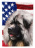 Sarplaninac Dog American Flag Flag Garden Size CK6689GF by Caroline's Treasures