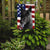 Seskar Seal Dog American Flag Flag Garden Size CK6701GF by Caroline's Treasures