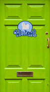 Maltese Welcome Door Hanger Decoration - the-store.com