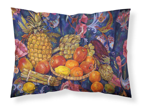 Buy this Fruit & Vegetables by Neil Drury Fabric Standard Pillowcase DND0018PILLOWCASE