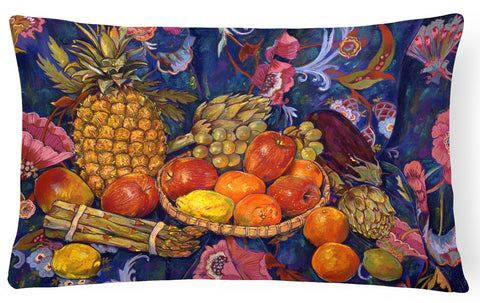 Buy this Fruit & Vegetables by Neil Drury Fabric Decorative Pillow DND0018PW1216