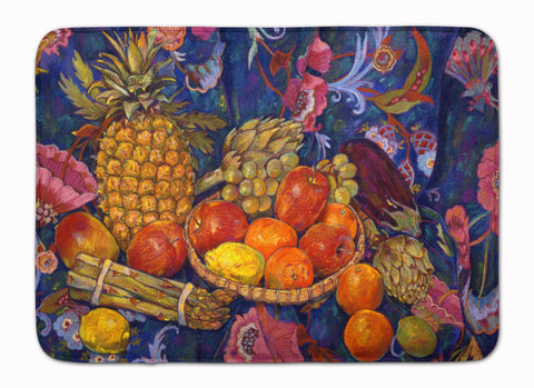 Buy this Fruit & Vegetables by Neil Drury Machine Washable Memory Foam Mat DND0018RUG