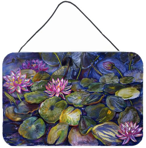 Buy this Waterlilies by Neil Drury Wall or Door Hanging Prints