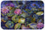 Buy this Waterlilies by Neil Drury Glass Cutting Board Large DND0133LCB