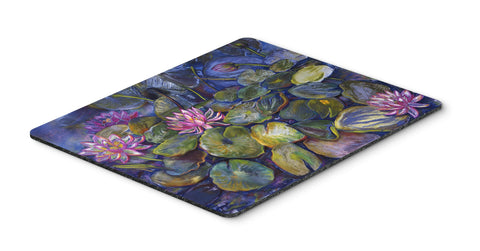 Buy this Waterlilies by Neil Drury Mouse Pad, Hot Pad or Trivet DND0133MP