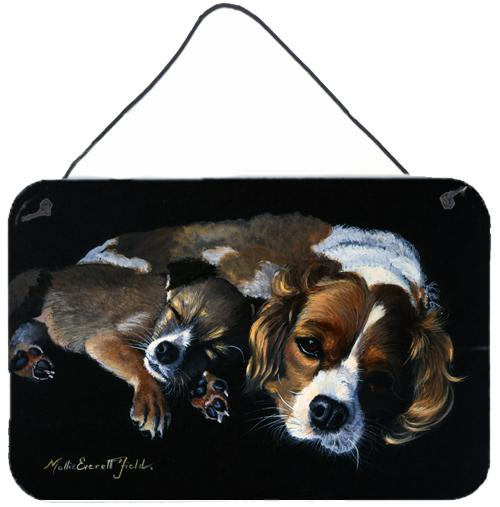 Buy this Cozy Pals with Cavalier Spaniel Wall or Door Hanging Prints FMF0022DS812
