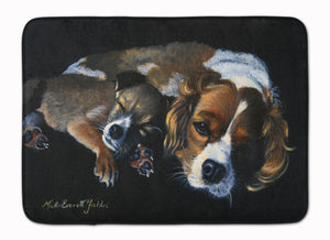 Buy this Cozy Pals with Cavalier Spaniel Machine Washable Memory Foam Mat FMF0022RUG
