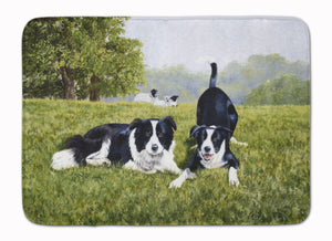 Buy this Let's Play Border Collie Machine Washable Memory Foam Mat FRF0014RUG
