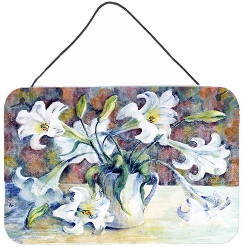 Buy this Easter Lillies Wall or Door Hanging Prints GFGO0014DS812