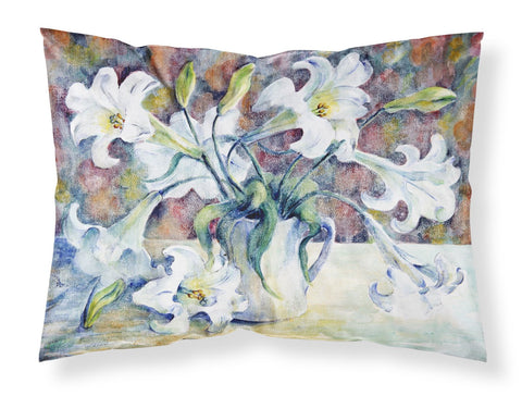 Buy this Easter Lillies Fabric Standard Pillowcase GFGO0014PILLOWCASE