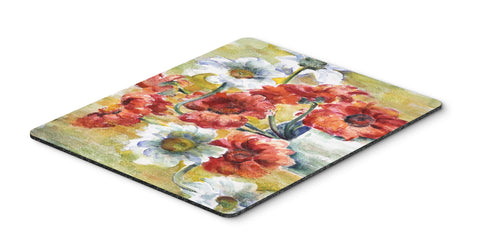 Buy this Flowers by Fiona Goldbacher Mouse Pad, Hot Pad or Trivet GFGO0028MP