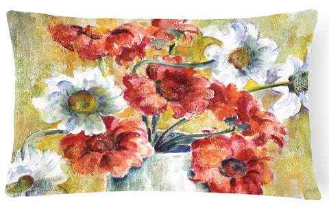 Buy this Flowers by Fiona Goldbacher Fabric Decorative Pillow GFGO0028PW1216