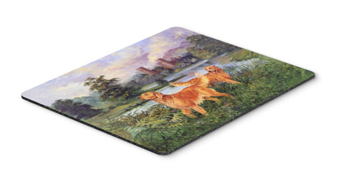 Buy this Golden Retrievers Mouse Pad, Hot Pad or Trivet HEH0098MP