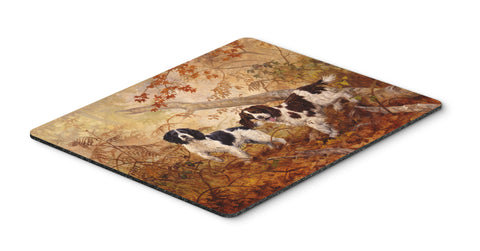 Buy this Springer Spaniels by Elizabeth Halstead Mouse Pad, Hot Pad or Trivet HEH0139MP