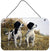 Buy this Two Springer Spaniels by Michael Herring Wall or Door Hanging Prints