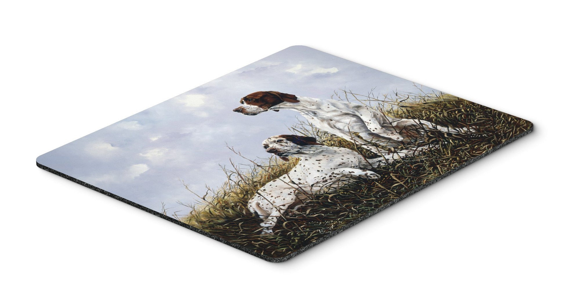 English Pointer by Michael Herring Mouse Pad, Hot Pad or Trivet HMHE0011MP by Caroline's Treasures
