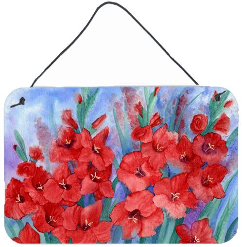 Buy this Gladioli Wall or Door Hanging Prints