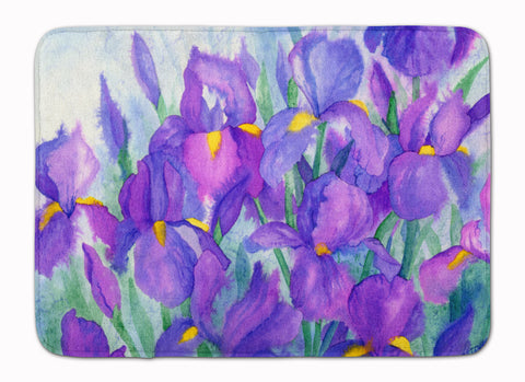 Buy this Purple Iris Machine Washable Memory Foam Mat IBD0256RUG