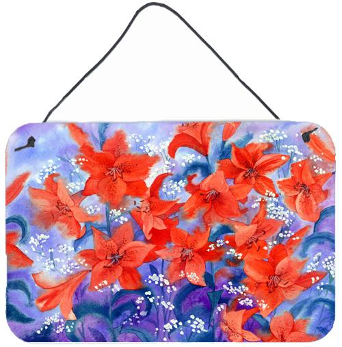 Buy this Lillies Wall or Door Hanging Prints