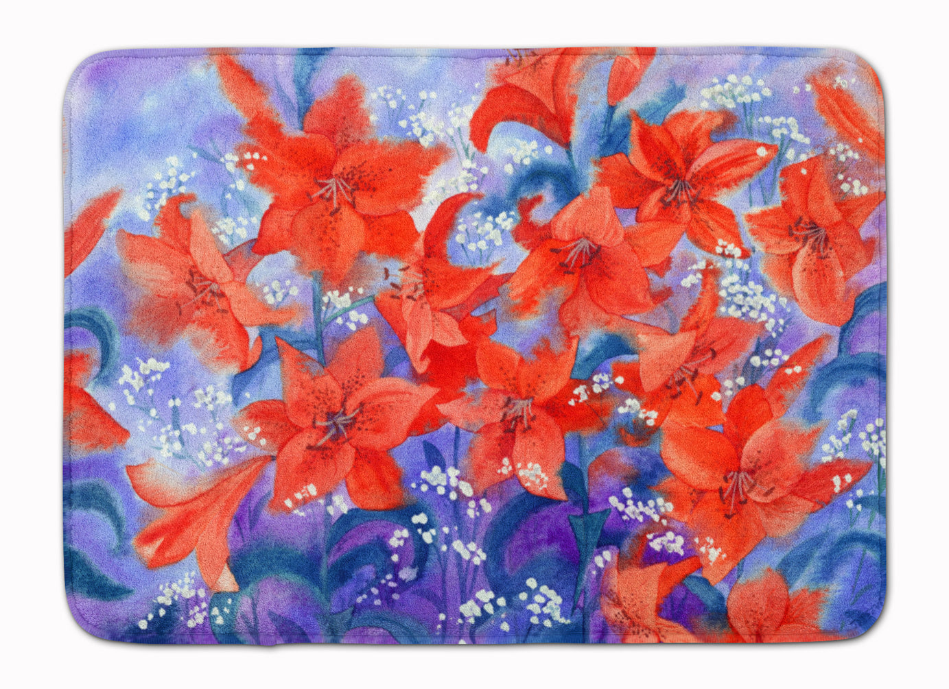 Buy this Lillies Machine Washable Memory Foam Mat IBD0257RUG