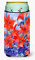 Lillies Tall Boy Beverage Insulator Hugger IBD0257TBC by Caroline's Treasures