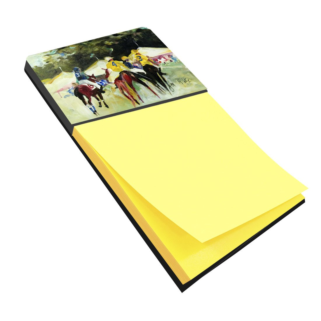 Polo at the Point Sticky Note Holder JMK1007SN by Caroline's Treasures
