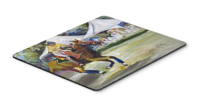 Buy this Polo at the Point Mouse Pad, Hot Pad or Trivet JMK1008MP