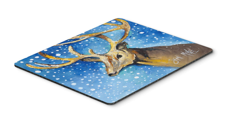 Buy this Reindeer Mouse Pad, Hot Pad or Trivet JMK1009MP