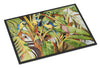Three Blue Parrots Indoor or Outdoor Mat 24x36 JMK1010JMAT - the-store.com