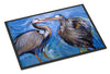 Buy this Blue Heron Love Indoor or Outdoor Mat 24x36 JMK1011JMAT
