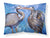 Buy this Blue Heron Love Fabric Standard Pillowcase JMK1011PILLOWCASE