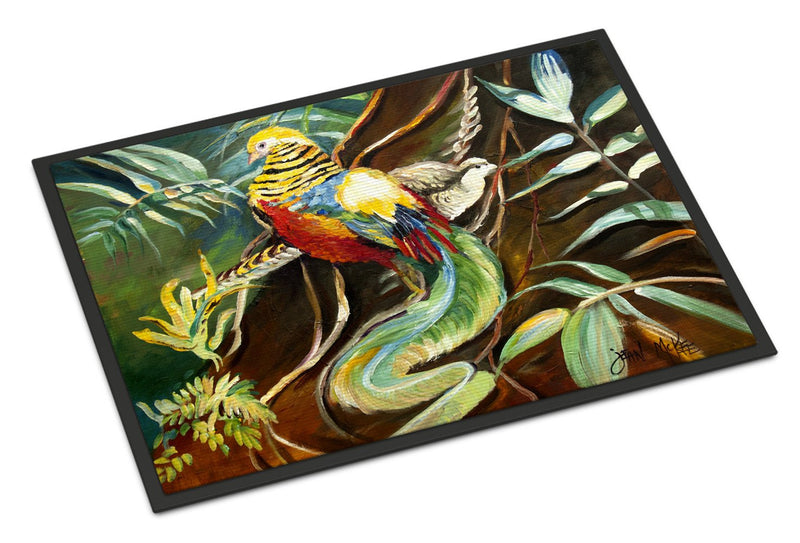 Buy this Mandarin Pheasant Indoor or Outdoor Mat 18x27 JMK1014MAT