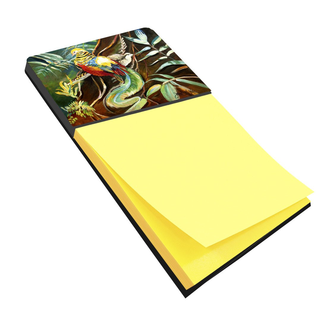 Buy this Mandarin Pheasant Sticky Note Holder JMK1014SN