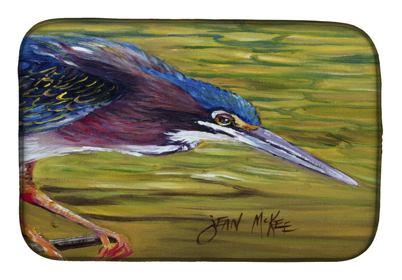 Buy this Green Heron Dish Drying Mat JMK1016DDM