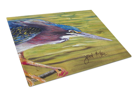 Buy this Green Heron Glass Cutting Board Large JMK1016LCB