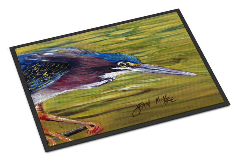 Buy this Green Heron Indoor or Outdoor Mat 18x27 JMK1016MAT