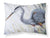 Buy this Blue Heron Frog hunting Fabric Standard Pillowcase JMK1017PILLOWCASE