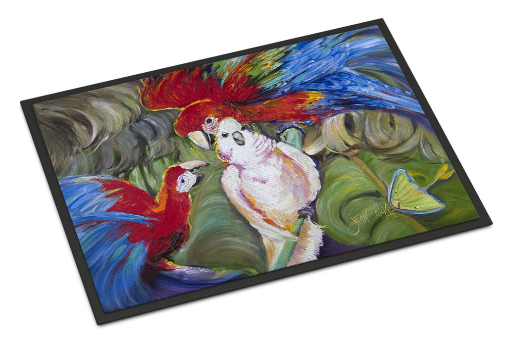 Buy this Menage-a-trois Parrots Indoor or Outdoor Mat 18x27 JMK1018MAT
