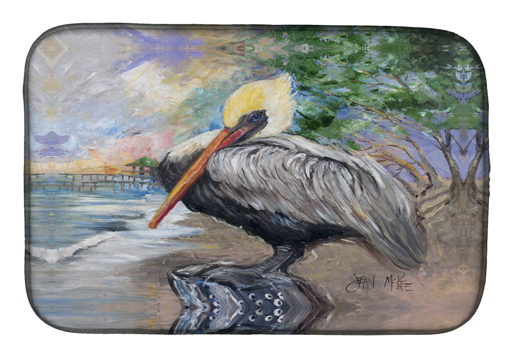 Buy this Pelican Bay Dish Drying Mat JMK1019DDM