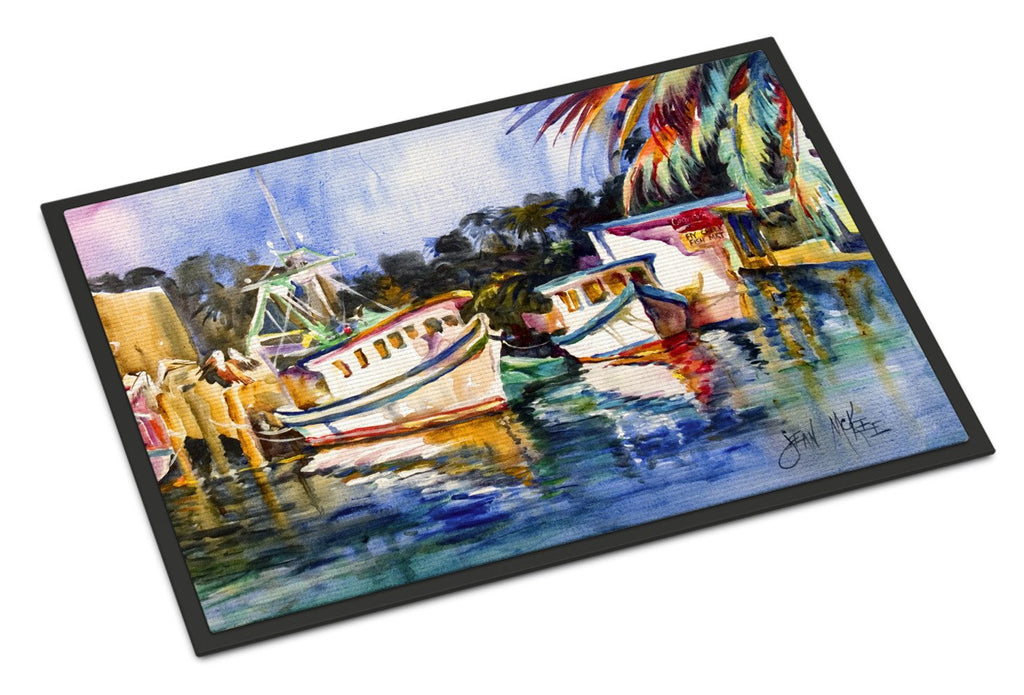Buy this Fly Creek Fish Market Indoor or Outdoor Mat 18x27 JMK1045MAT
