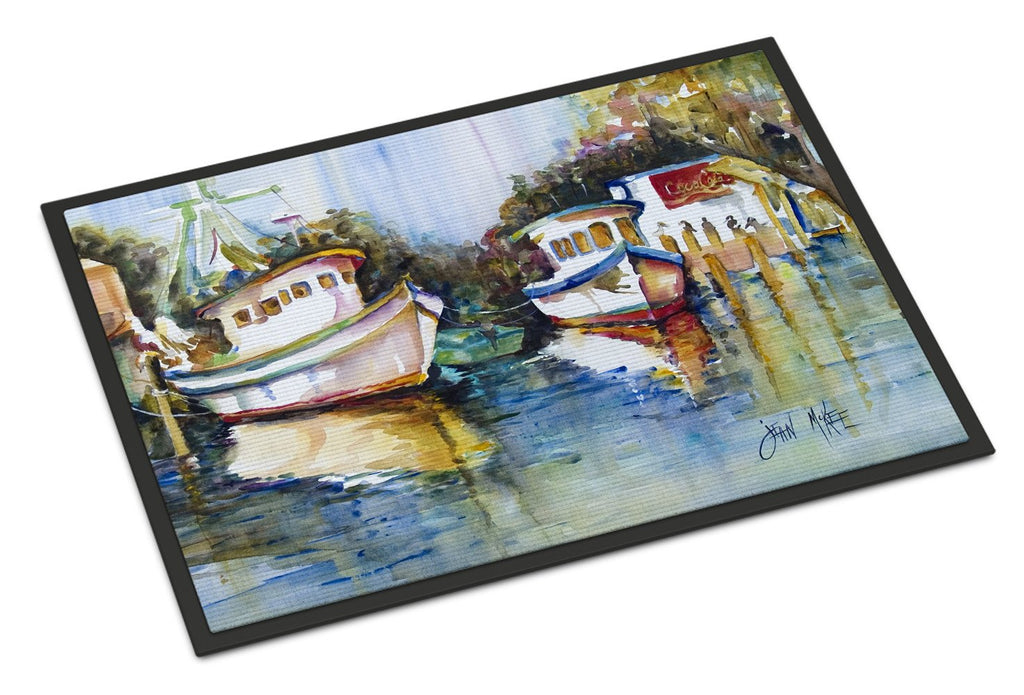 Buy this Fly Creek Fish Market Indoor or Outdoor Mat 18x27 JMK1046MAT