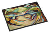 Blue Crab Indoor or Outdoor Mat 24x36 JMK1097JMAT - the-store.com